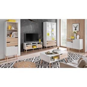 Wohnzimmer-Set Ally II