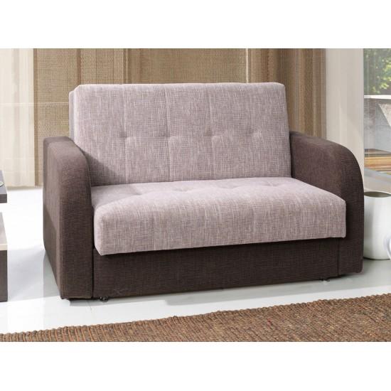 Sofa American Perfekt II mit Bettkasten und Schlaffunktion