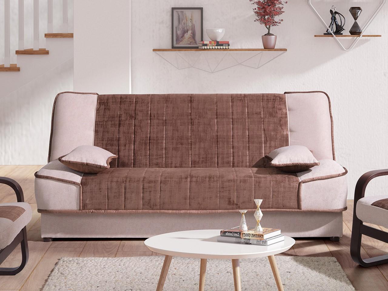 sofa fast mit bettkasten und schlaffunktion mirjan24