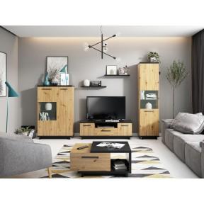 Wohnzimmer-Set Mins V