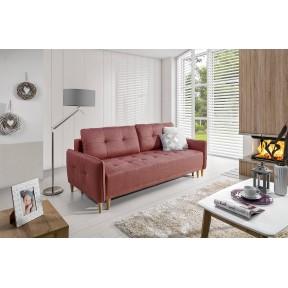 Sofa Glam mit Bettkasten und Schlaffunktion