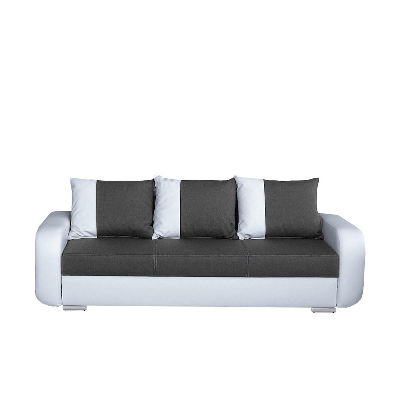 sofa danny 3 mit bettkasten mirjan24. Black Bedroom Furniture Sets. Home Design Ideas