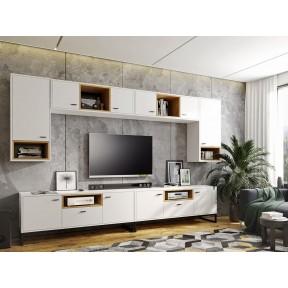 Wohnzimmer-Set Olier VIII