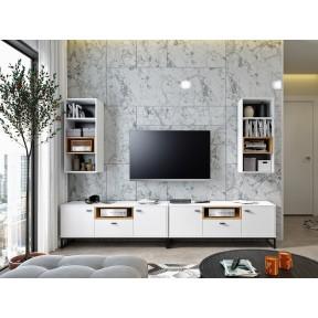 Wohnzimmer-Set Olier IX