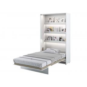 Wandklappbett Bed-Concept BC-02 Vertical 120x200