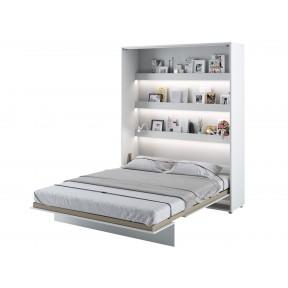 Wandklappbett Bed-Concept BC-12 Vertical 160x200