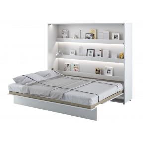 Wandklappbett Bed-Concept BC-14 Horizontal 160x200