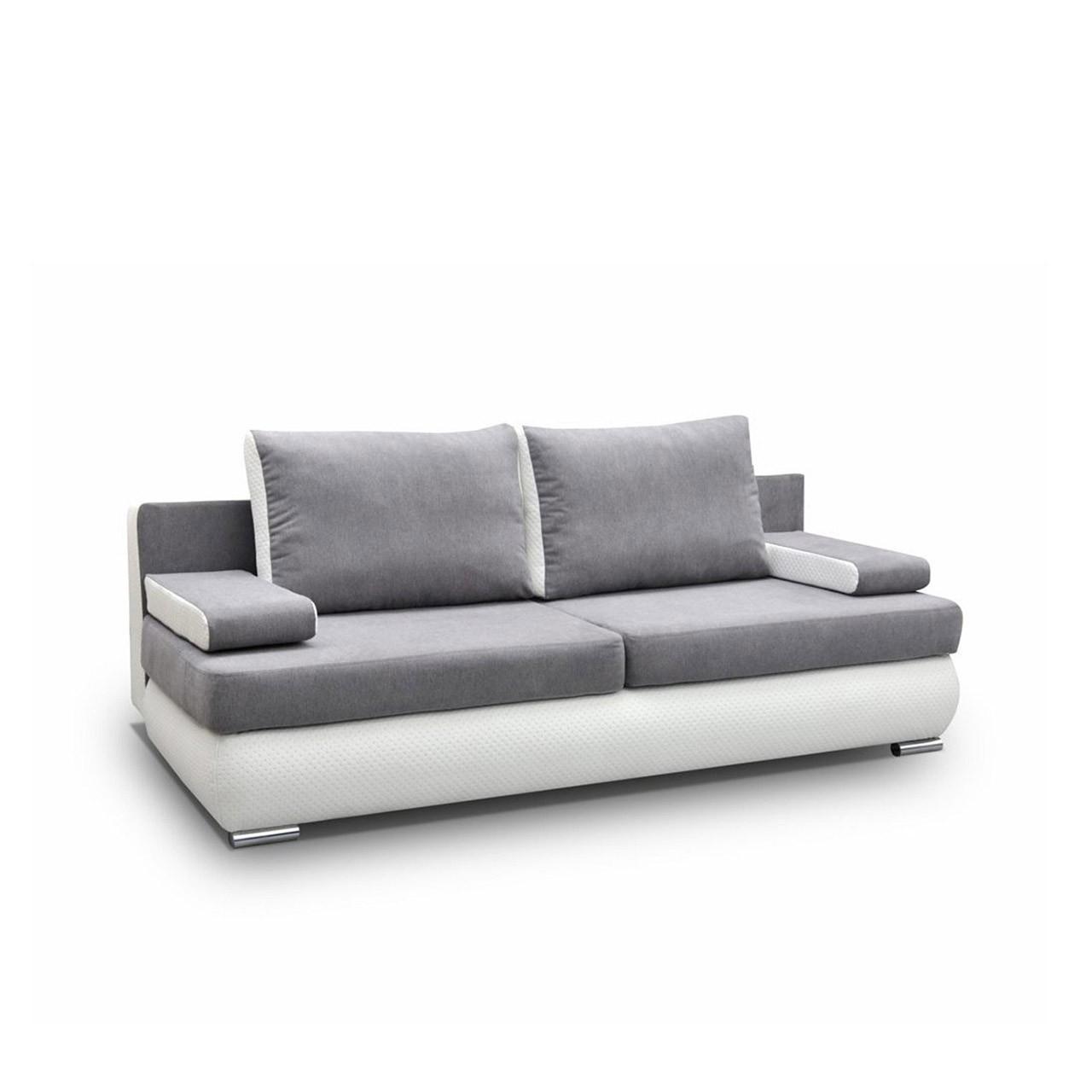 sofa cyryl mit schlaffunktion und bettkasten mirjan24. Black Bedroom Furniture Sets. Home Design Ideas