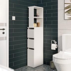 Badezimmerschrank Milowa