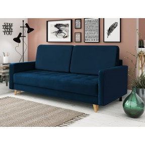 Sofa Krescenty mit Bettkasten und Schlaffunktion