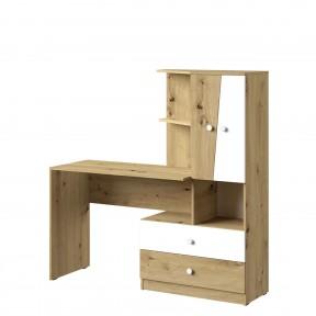 Schreibtisch mit Regal Wurak WK11