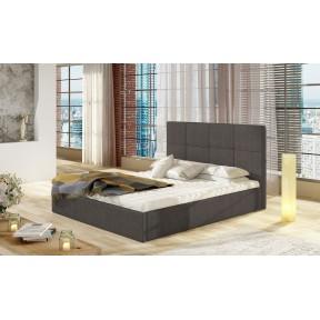 Polsterbett Atenso mit Bettkasten