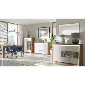 Wohnzimmer-Set Domardon I