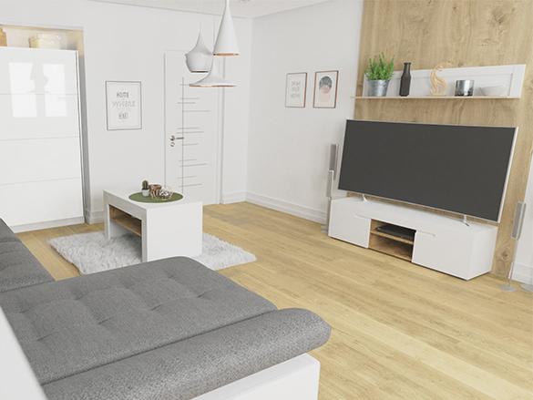 Das Schlaf-Wohnzimmer - Mirjan24