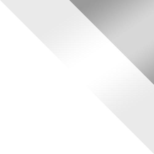 weiß / weiß Hochglanz + grau Hochglanz