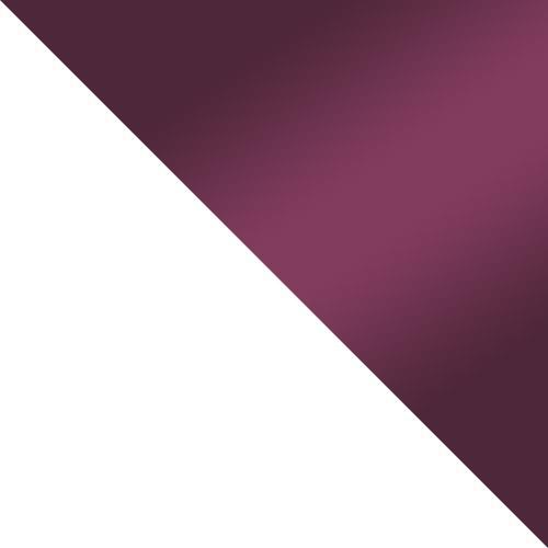 weiß / violett Hochglanz