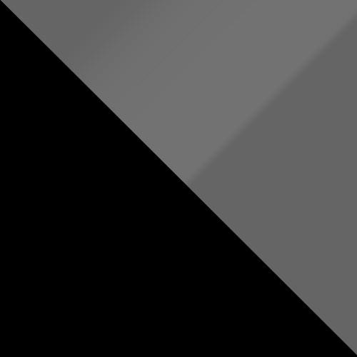 schwarz / grau Hochglanz