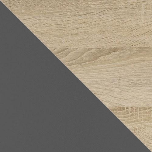 graphit grau / sonoma eiche